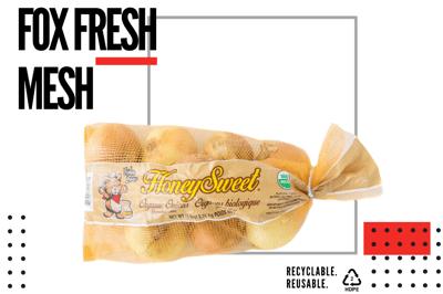 Figure 1 J&D Produce's Honey Sweet Onion Bag