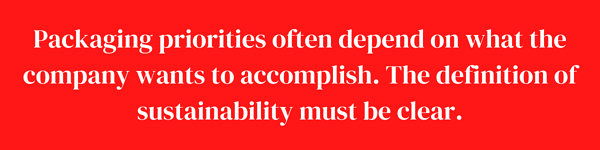 The definition of sustainability must be clear.-1
